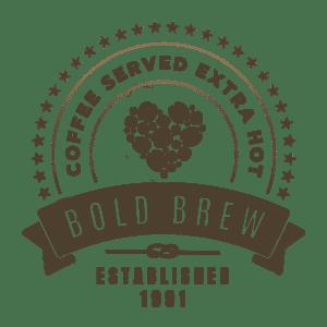bold brew logo