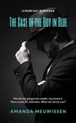 the case of the boy in blue cover
