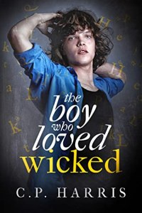 the boy who loved wicked cover