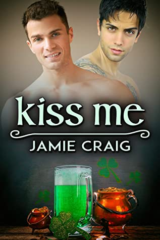 Review: Kiss Me by Jamie Craig