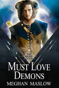 Review: Must Love Demons by Meghan Maslow