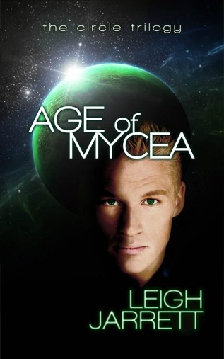 Guest Post and Giveaway: Age of Mycea by Leigh Jarrett