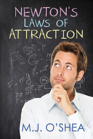 Review: Newton's Laws of Attraction by M.J. O'Shea