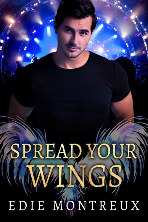 spread your wings cover