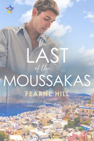 Excerpt and Guest Post: The Last of the Moussakas by Fearne Hill