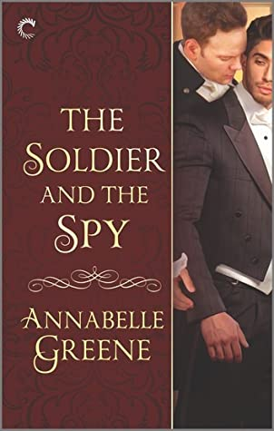 Review: The Soldier and the Spy by Annabelle Greene