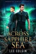 across the sapphire sea cover