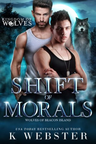 Excerpt and Giveaway: Shift of Morals by K. Webster