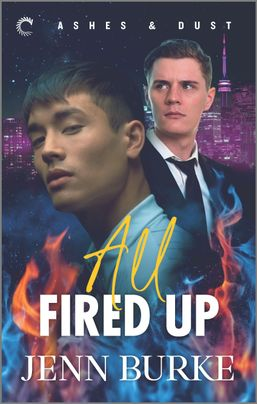Excerpt: All Fired Up by Jenn Burke
