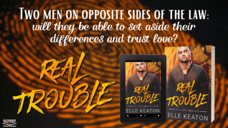 real trouble banner