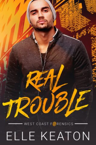 Excerpt and Giveaway: Real Trouble by Elle Keaton