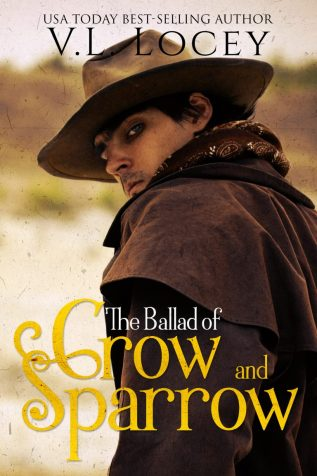 Review: The Ballad of Crow and Sparrow by V.L. Locey