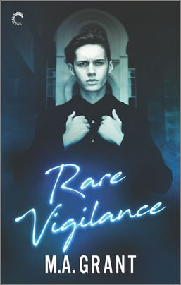 Review: Rare Vigilance by M.A. Grant
