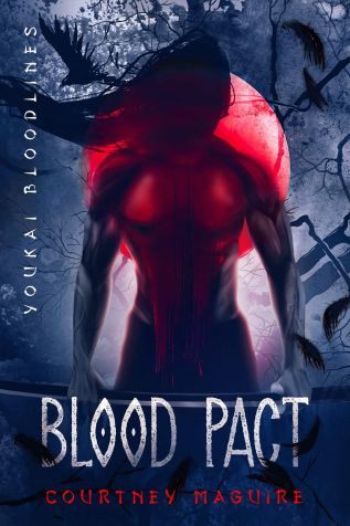 Guest Post and Giveaway: Blood Pact by Courtney Maguire