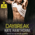 Audiobook Review: Daybreak by Kate Hawthorne