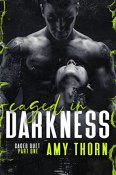 caged in darkness cover