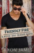 Excerpt and Giveaway: Friendly Fire by Saxon James
