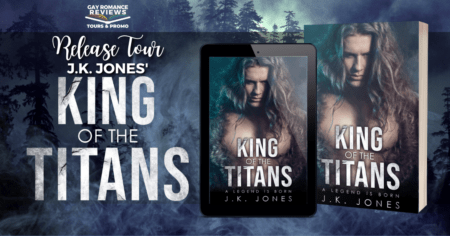king of the titans banner