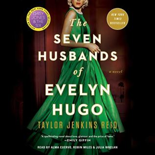 Audiobook Review: The Seven Husbands of Evelyn Hugo by Taylor Jenkins Reid