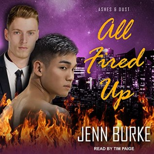 Audiobook Review: All Fired Up by Jenn Burke