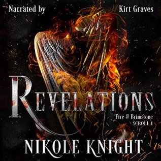 Audiobook Review: Revelations by Nikole Knight