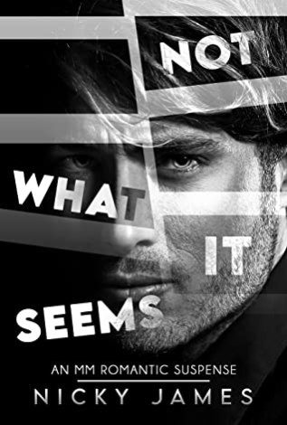 Review: Not What it Seems by Nicky James