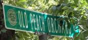 street sign image