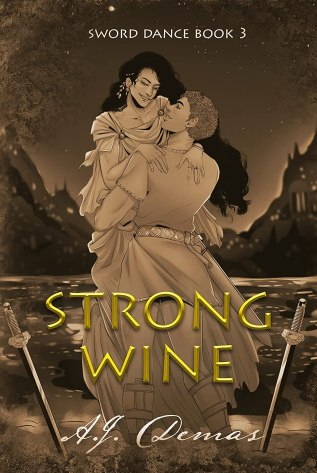 Review: Strong Wine by A.J. Demas