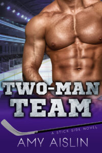 Excerpt and Giveaway: Two-Man Team by Amy Aislin