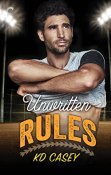 Review: Unwritten Rules by K.D. Casey