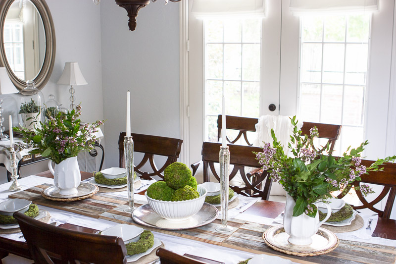 Adding Rustic/Farmhouse Flair to a Traditional Home ... on Traditional Rustic Decor  id=33894