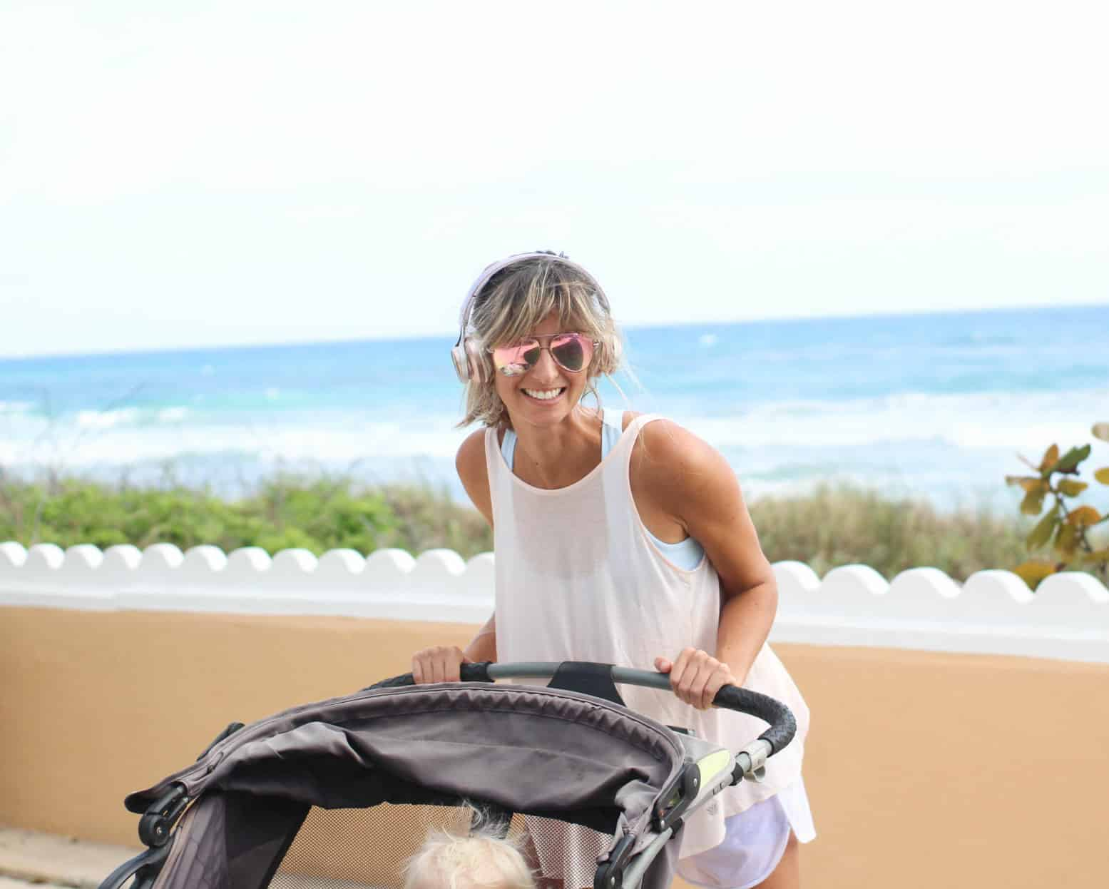 How to Train for a 5K with A Stroller