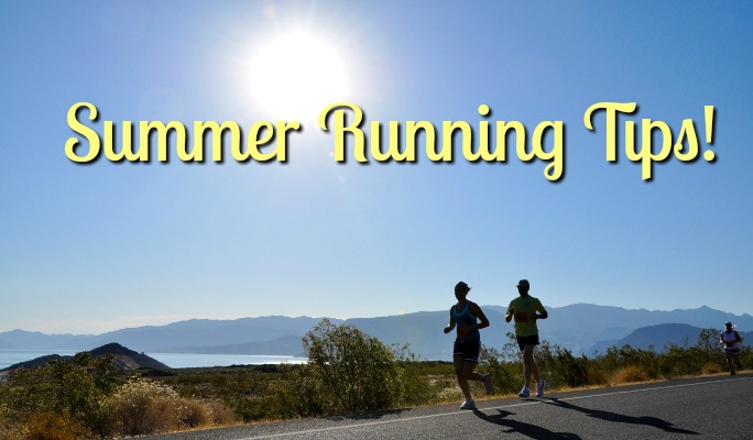 Summer Running Tips | Friday Five 2.0