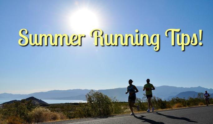 Summer Running Tips | Friday Five 2.0