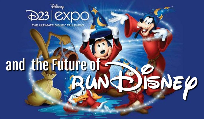 D23 Expo 2017 and the Future of runDisney