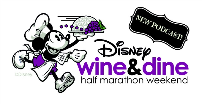 Podcast Episode 30: 2017 Wine & Dine Half Marathon Weekend
