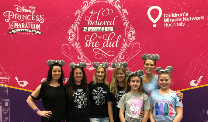 Disney's 2018 Princess Half Marathon Weekend: The Fit for a Princess Expo!