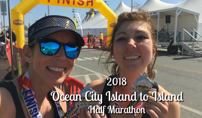 2018 Ocean City Island to Island Half Marathon Recap