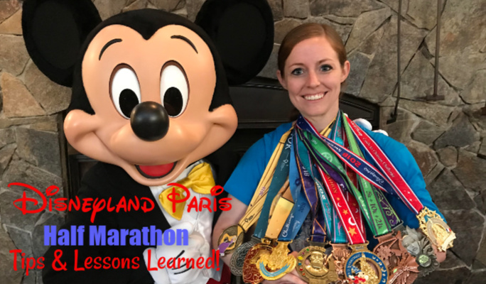 Disneyland Paris Half Marathon: Tips & Lessons Learned!