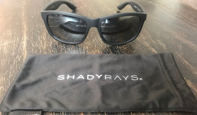 Shady Rays Sunglasses: Jackey's Initial Thoughts
