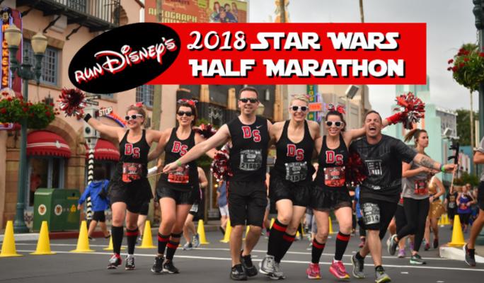 runDisney's 2018 Star Wars Half Marathon Recaps!