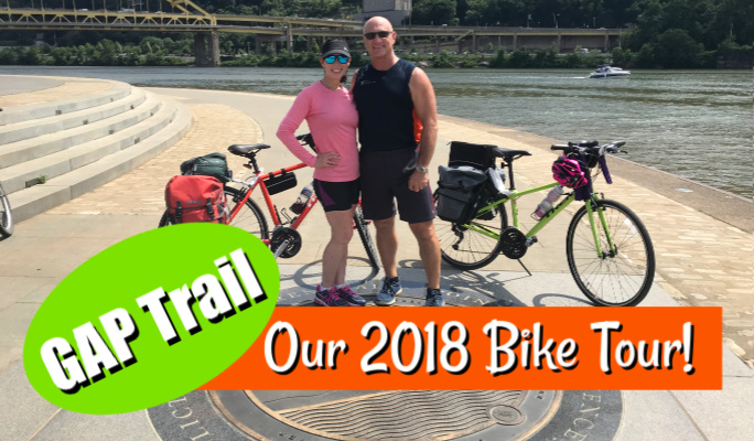 Biking the Great Allegheny Passage in 2018