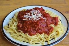 Grammys Spaghetti Sauce