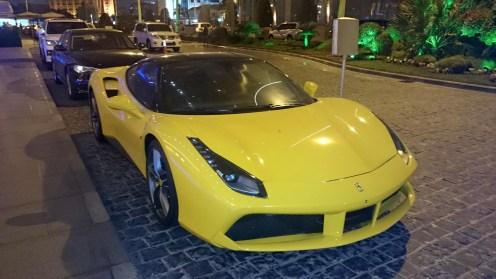 Your choice of Ferrari....