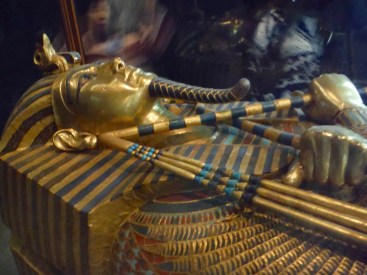 The Second Anthropoid Coffin of King Tut
