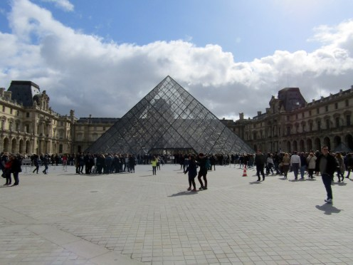 The Pyramide.
