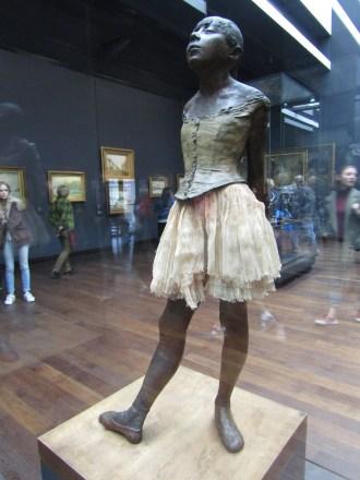1881 - Edgar Degas - Petite danseuse de 14 ans [Small Dancer Aged 14]
