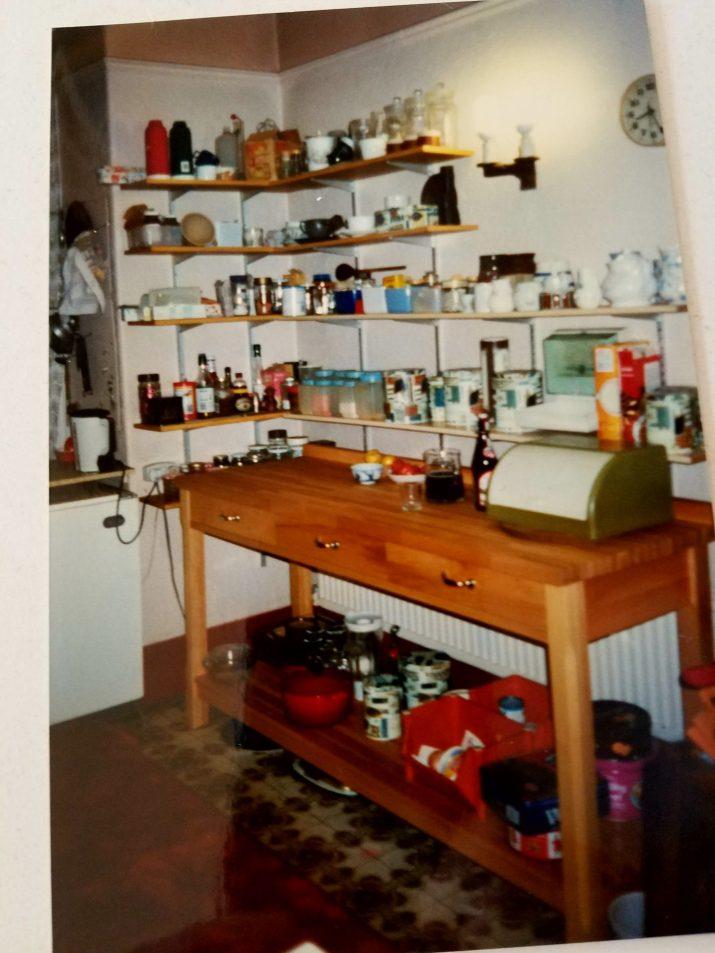 old kitchen 2