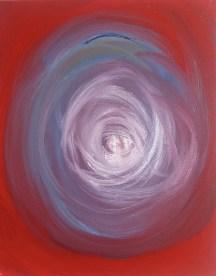 Cherry Bomb, 2012, oil/canvas, 14x11 inches