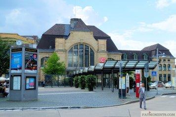 Koblenz Central Station